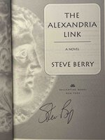 THE ALEXANDRIA LINK. by Berry, Steve.