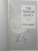THE TEMPLAR LEGACY. by Berry, Steve.