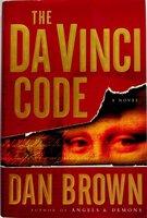 THE DA VINCI CODE. by Brown, Dan.