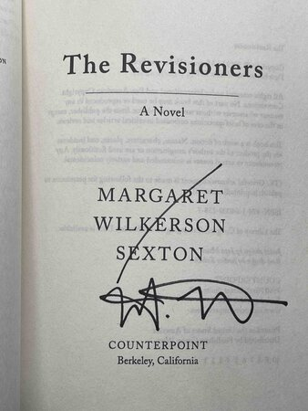 THE REVISIONERS. by Sexton, Margaret Wilkerson.