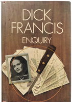 ENQUIRY. by Francis, Dick.