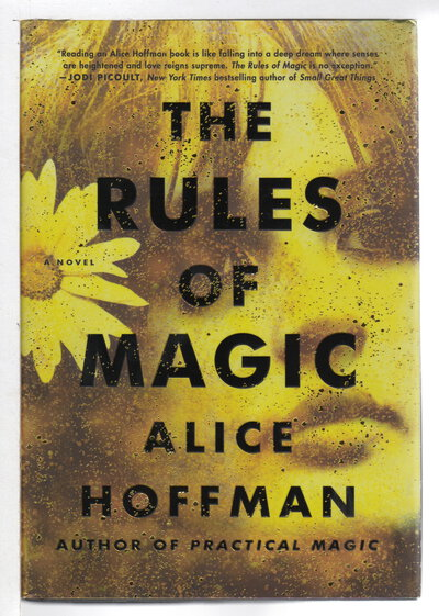 THE RULES OF MAGIC. by Hoffman, Alice.
