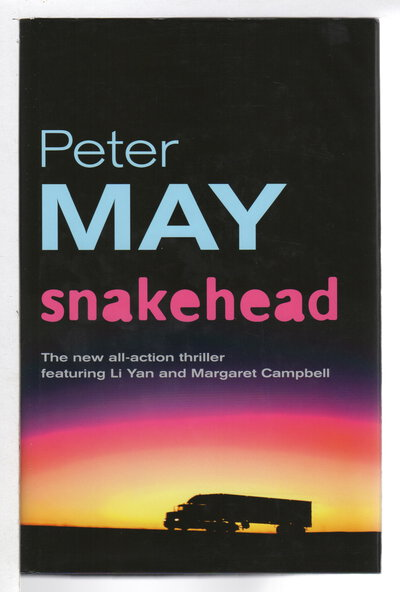 SNAKEHEAD. by May, Peter.