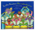 Another image of TEN ONI DRUMMERS. by Gollub, Matthew; illustrated by Kazuko G. Stone, translated by Victor Reyes.