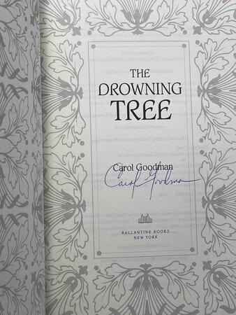 THE DROWNING TREE. by Goodman, Carol.