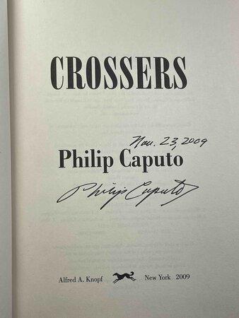 CROSSERS. by Caputo, Philip.