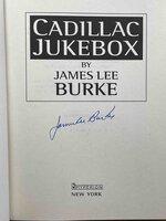 CADILLAC JUKEBOX. by Burke, James Lee