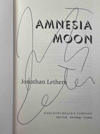 AMNESIA MOON. by Lethem, Jonathan