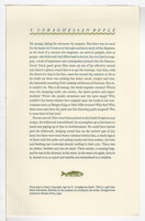 """BROADSIDE: """"He sprang, taking his adversary by surprise."""" by Boyle, T. Coraghessan."""