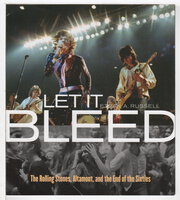 """Promotional Brochure for """"LET IT BLEED."""" by Russell, Ethan A,"""