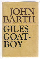 GILES GOAT-BOy or, The Revised New Syllabus. by Barth, John.