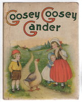 GOOSEY GOOSEY GANDER. by Russell, Mary Lafetra, illustrator.