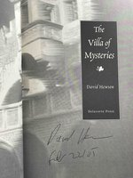 THE VILLA OF MYSTERIES. by Hewson, David.
