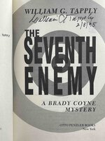 THE SEVENTH ENEMY by Tapply, William G.