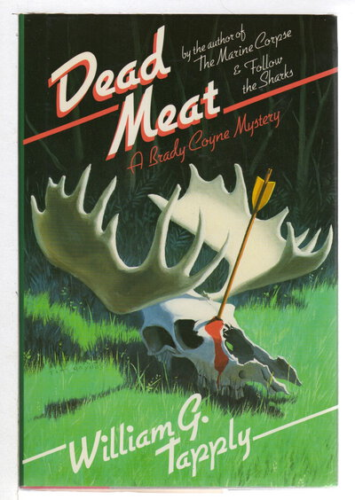DEAD MEAT. by Tapply, William G.