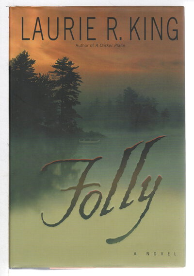 FOLLY. by King, Laurie.