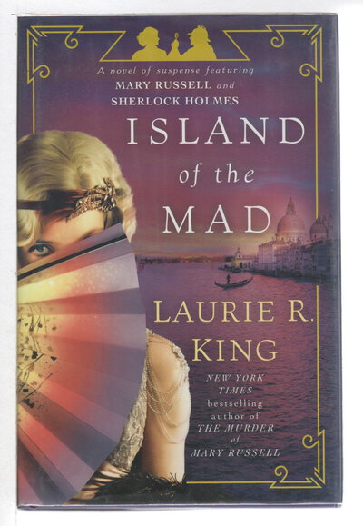 ISLAND OF THE MAD. by King, Laurie R.
