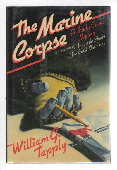 THE MARINE CORPSE. by Tapply, William G.