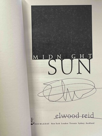 MIDNIGHT SUN. by Reid, Elwood.