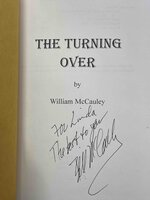 THE TURNING OVER. by McCauley, William.