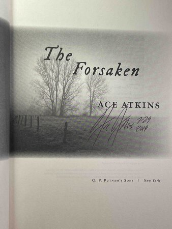THE FORSAKEN. by Atkins, Ace