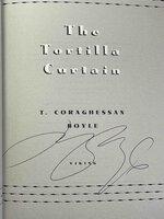 TORTILLA CURTAIN. by Boyle, T. Coraghessan.