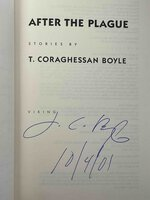 AFTER THE PLAGUE AND OTHER STORIES. by Boyle, T. Coraghessan (T. C. )