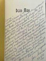 DEAD MAN. by Gores, Joe.