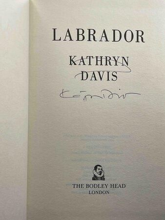 LABRADOR. by Davis, Kathryn.