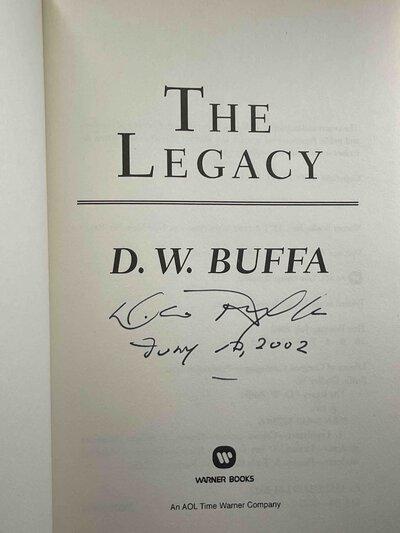 THE LEGACY. by Buffa, D. W.