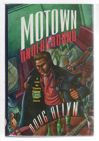 MOTOWN UNDERGROUND. by Allyn, Doug.