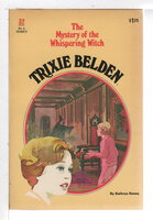 TRIXIE BELDEN: THE MYSTERY OF THE WHISPERING WITCH, #32. by Kenny, Kathryn