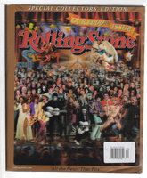 ROLLING STONE MAGAZINE - OUR 1000th ISSUE - COLLECTOR'S EDITION, Issue 1000, May 18 - June 1, 2006. by Wenner, Jann, editor.