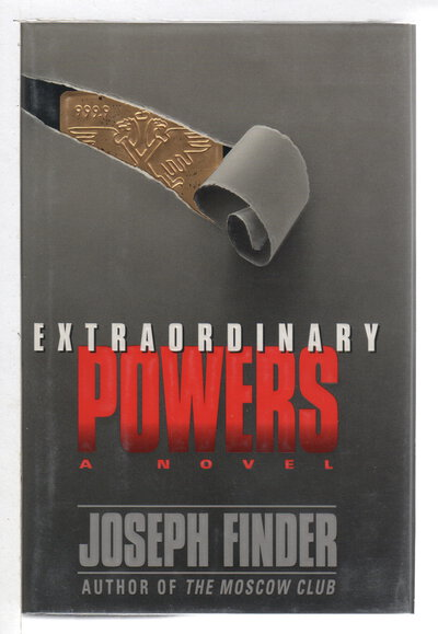 EXTRAORDINARY POWERS. by Finder, Joseph.