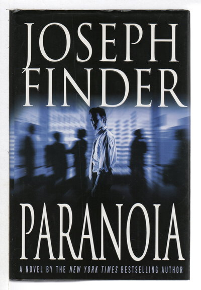 PARANOIA. by Finder, Joseph.