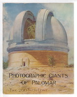 Fassero, James S.; Drawings by Dr Russell W. Porter (1871-1949) by PHOTOGRAPHIC GIANTS OF PALOMAR.
