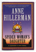 SPIDER WOMAN'S DAUGHTER (LARGE PRINT EDITION) by Hillerman, Anne.