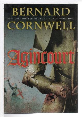 AGINCOURT. by Cornwell, Bernard.