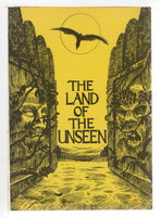 THE LAND OF THE UNSEEN: Lost Supernatural Stories 1828-1902, Ferret Ephemera #2. by Locke, George, editor. Alexandre Dumas, Abraham Stoker, and others.
