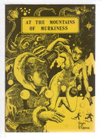 AT THE MOUNTAINS OF MURKINESS AND OTHER PARODIES, Ferret Ephemera #1. by Locke, George, editor. Clarke, Arthur C. and others.