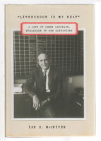 """""""LITERCHOOR IS MY BEAT"""": A Life of James Laughlin, Publisher of New Directions. by [Laughlin, James] MacNiven, Ian S."""
