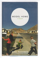 MODEL HOME. by Puchner, Eric.