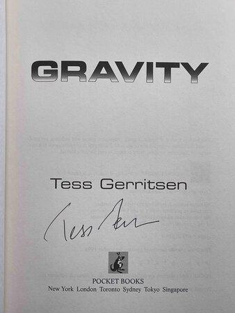 GRAVITY. by Gerritsen, Tess.