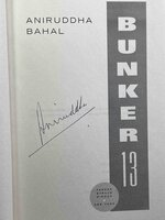 BUNKER 13, by Bahal, Aniruddha.