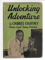 UNLOCKING ADVENTURE. by Courtney, Charles in collaboration with Tom Johnson.