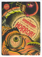 THE HORROR! THE HORROR!: Comic Books the Government Didn't Want You to Read! by Trombetta, Jim, editor. Introduction by R. L. Stine.