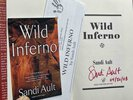 Another image of WILD INFERNO. by Ault, Sandi.