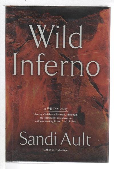 WILD INFERNO. by Ault, Sandi.