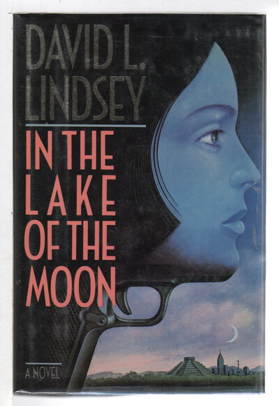 IN THE LAKE OF THE MOON. by Lindsey, David.