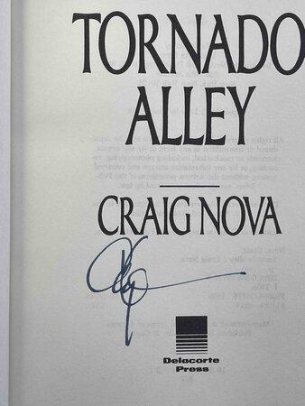 TORNADO ALLEY. by Nova, Craig.